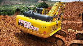 小松挖掘机PC360-8M0_2018年出厂1614小时