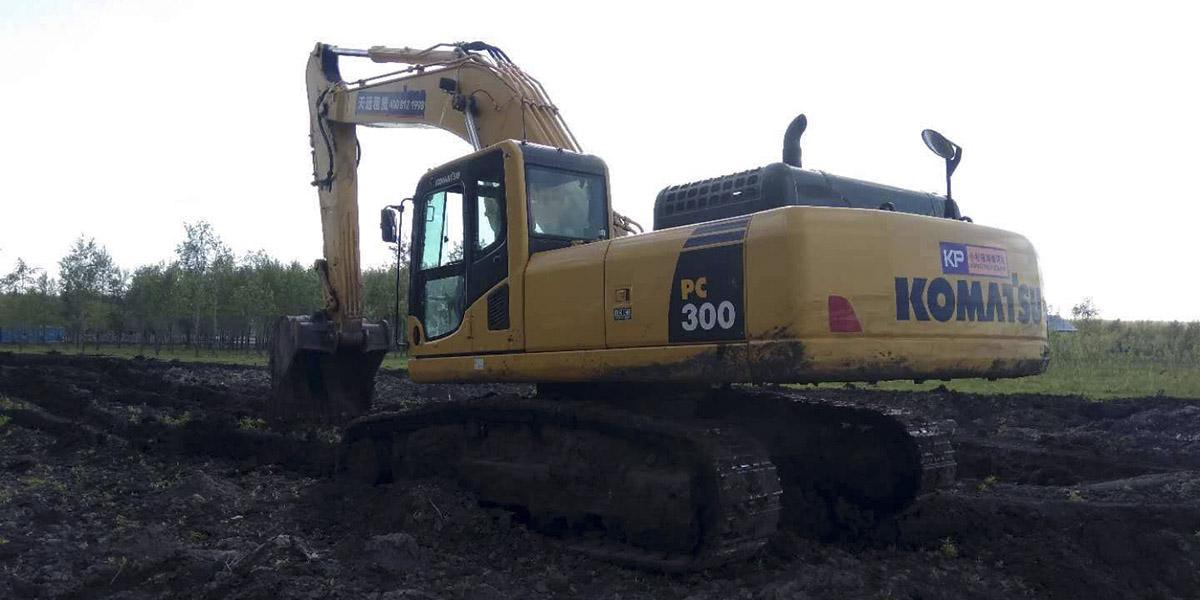 小松挖掘机PC300-8M0_2018年出厂1391小时