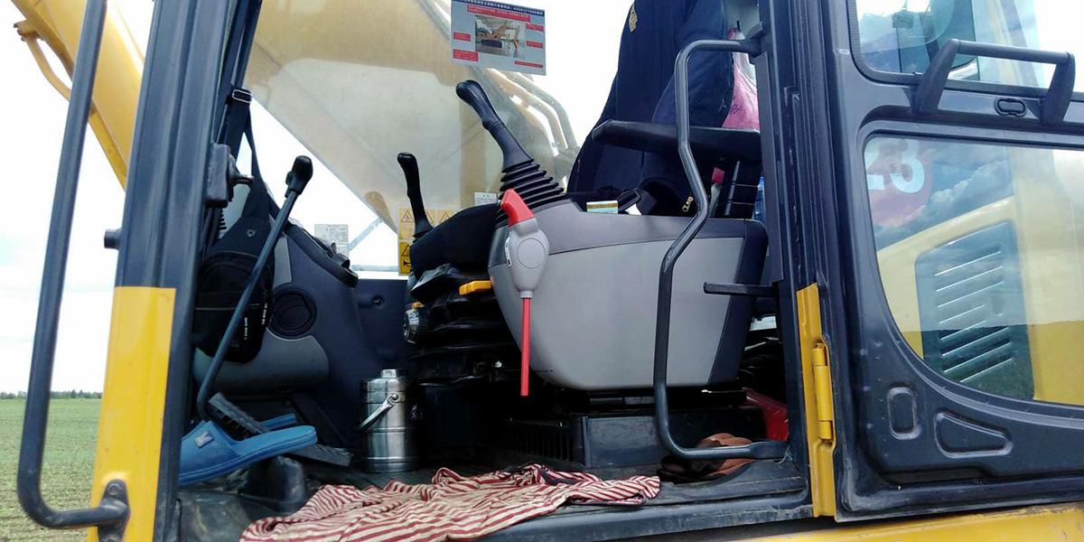小松挖掘机PC300-8M0_2018年出厂2022小时