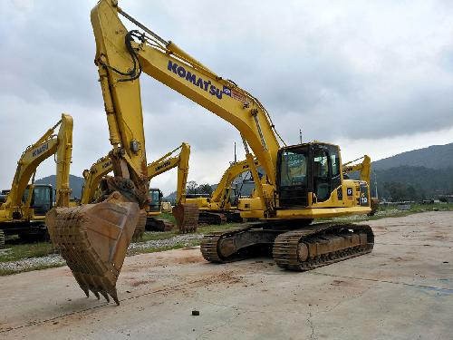 小松挖掘机PC210-8M0