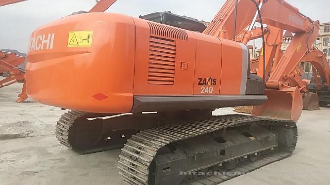 日立挖掘机_精品认证机_ZX240-3_2018年出厂15小时