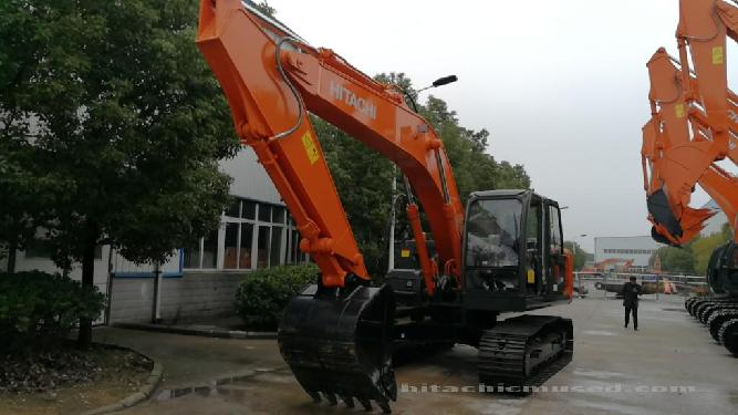 日立挖掘机_精品认证机_ZX210LC-3