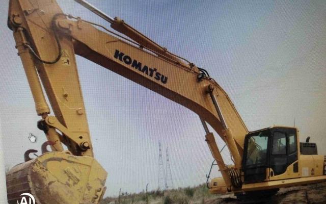 小松挖掘机_高端循环机_PC460LC-8