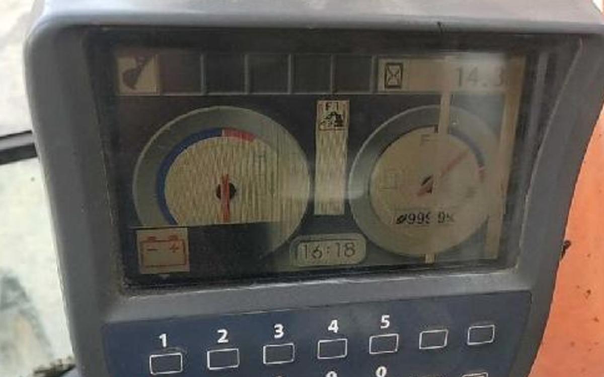日立挖掘机ZX250LC-3_2019年出厂14小时