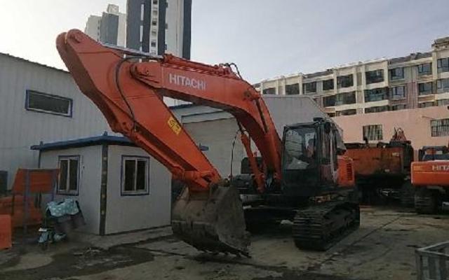 日立挖掘机ZX250LC-3