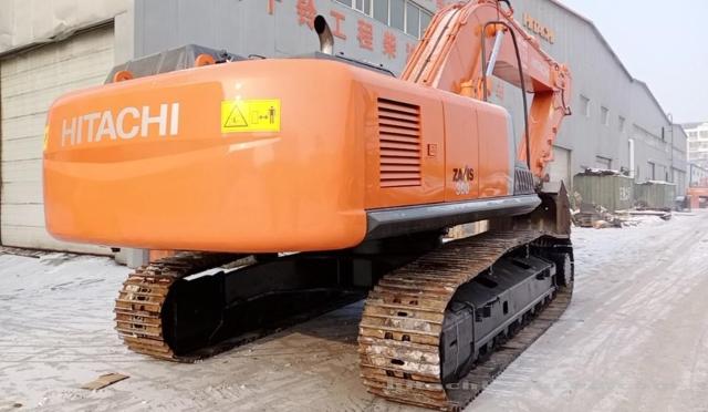 日立挖掘机ZX360H-3_2020年出厂6小时