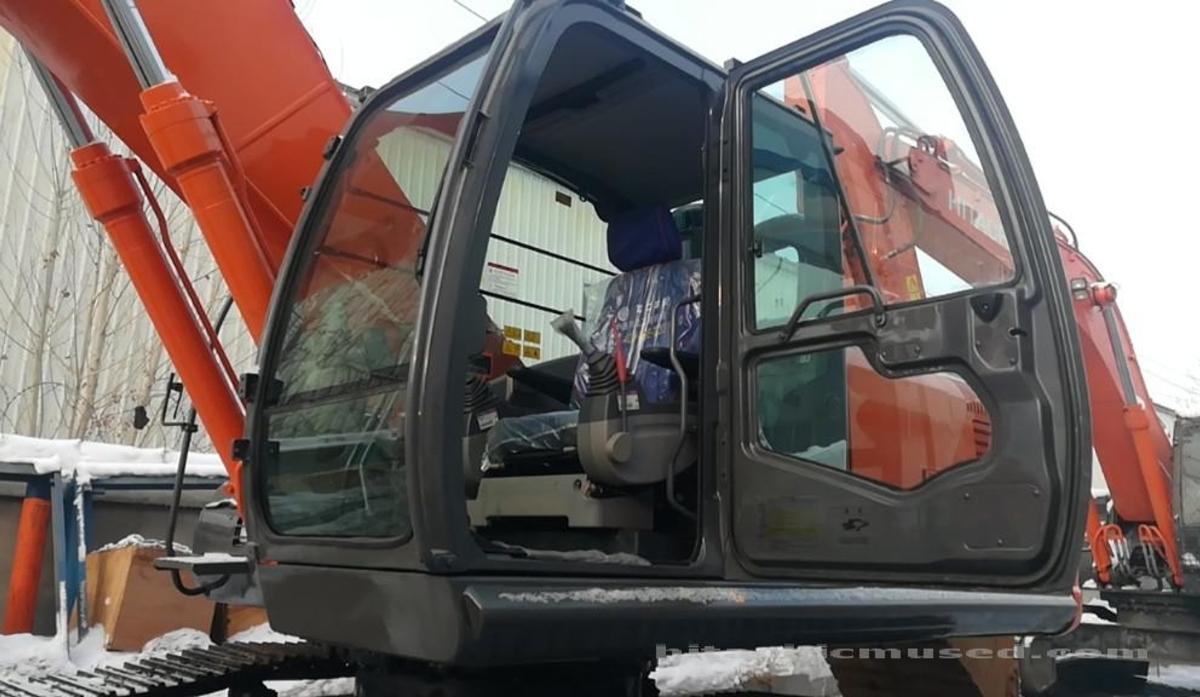 日立挖掘机ZX250H-3_2019年出厂3小时