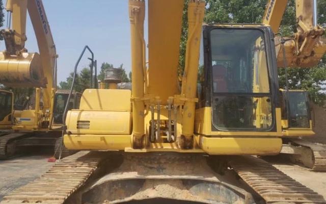 小松挖掘机PC300-8M0_2018年出厂3318小时