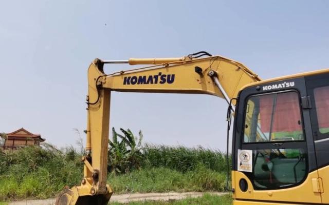 小松挖掘机PC200-8M0_2018年出厂2777小时