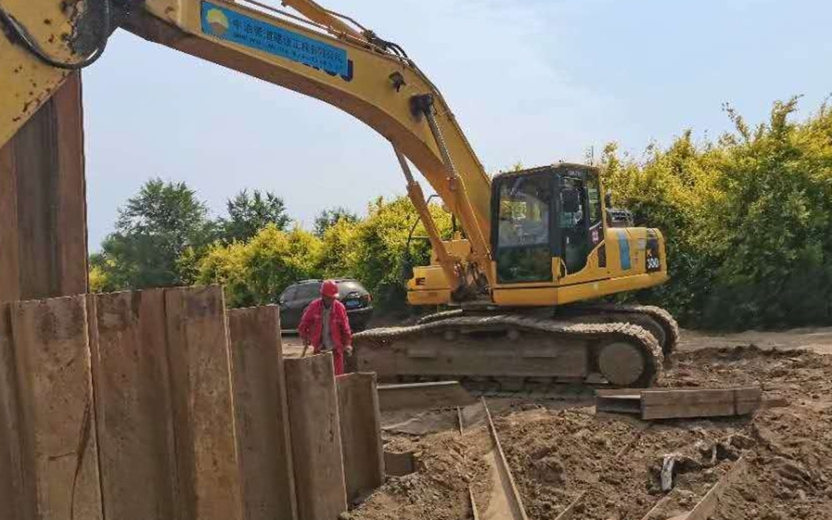 小松挖掘机PC300-8M0_2018年出厂4276小时