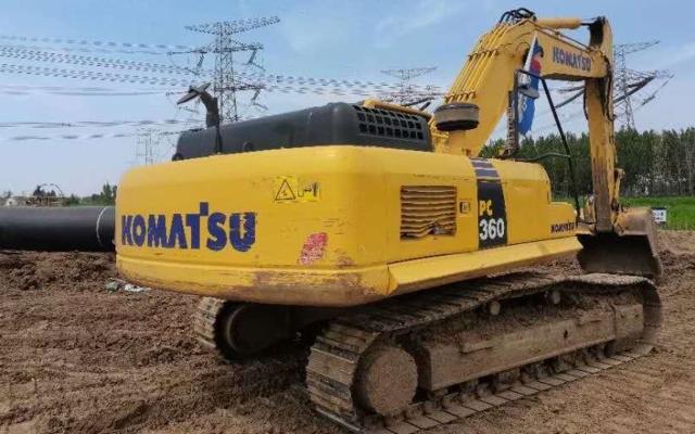 小松挖掘机PC360-8M0
