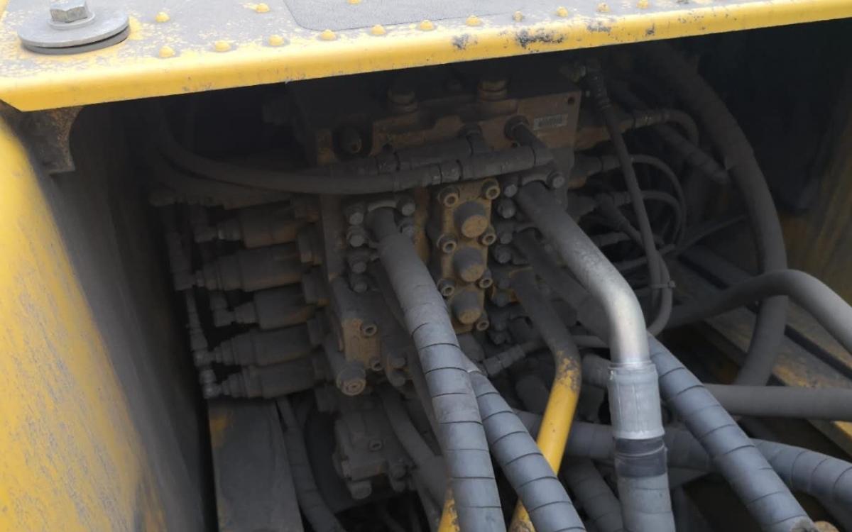 小松挖掘机PC200-8M0_2019年出厂1162小时