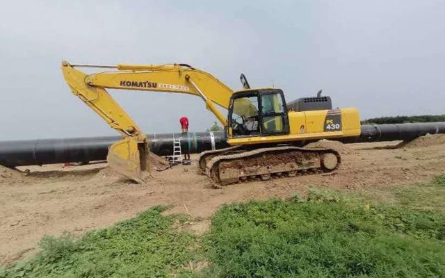 小松挖掘机PC430-8
