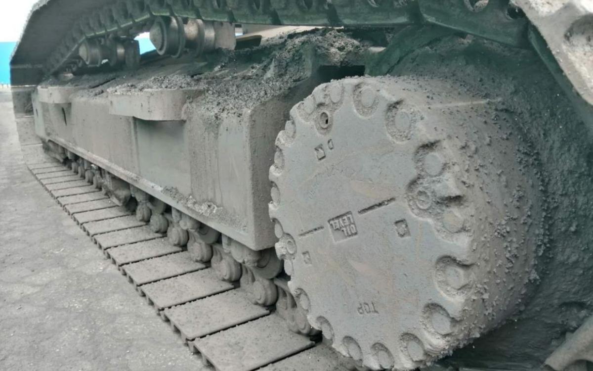 小松挖掘机PC200-8M0_2019年出厂2590小时