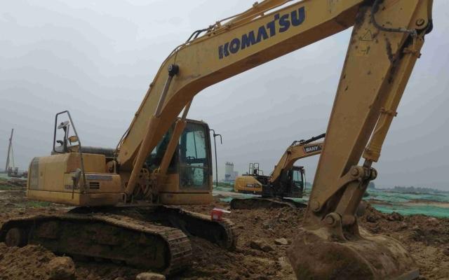 小松挖掘机_高端循环机_PC200-8M0