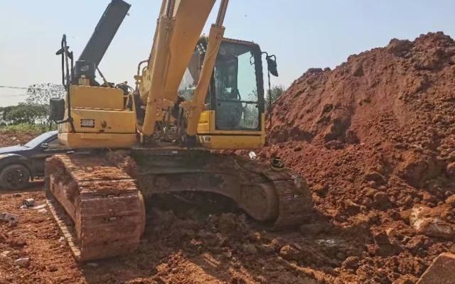 小松挖掘机PC300-8M0_2019年出厂2979小时