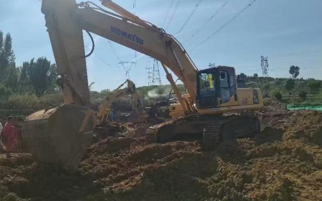小松挖掘机PC430-8_2018年出厂1208小时