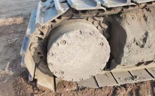 小松挖掘机PC450-8_2010年出厂8142小时