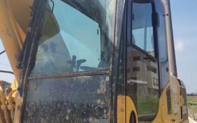小松挖掘机_高端循环机_PC200-8M0_2018年出厂3100小时