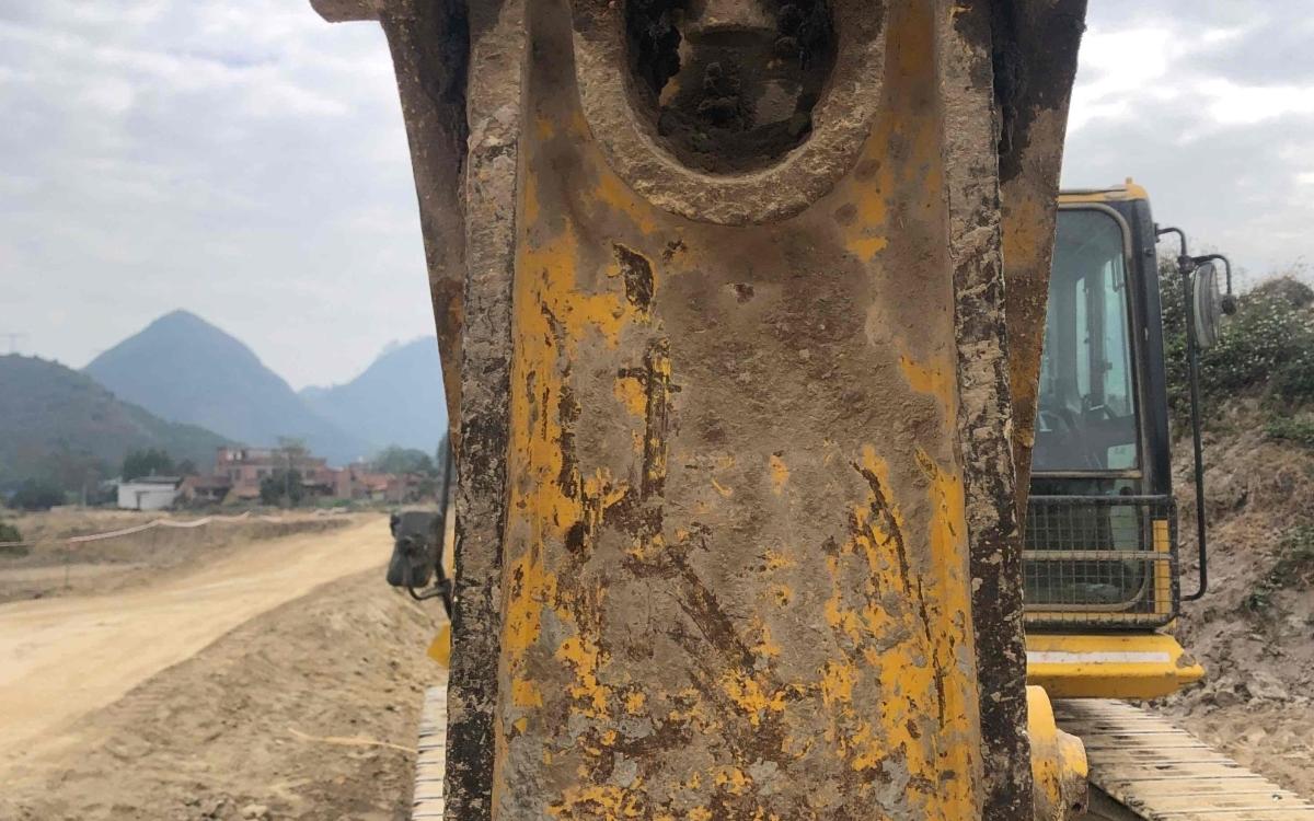 小松挖掘机PC210LC-8M0_2019年出厂3119小时
