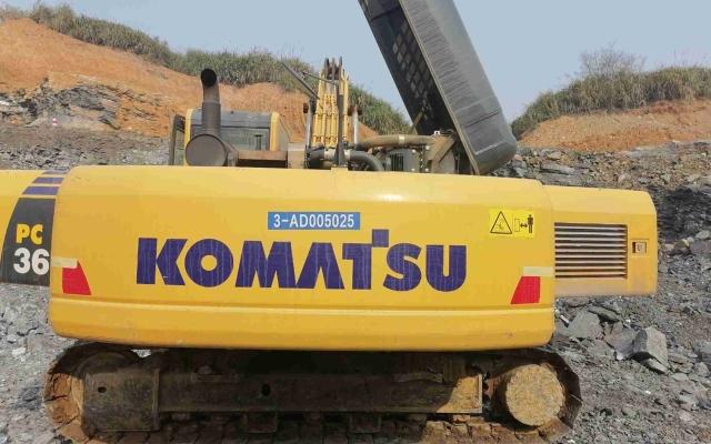 小松挖掘机PC360-8M0_2019年出厂2652小时
