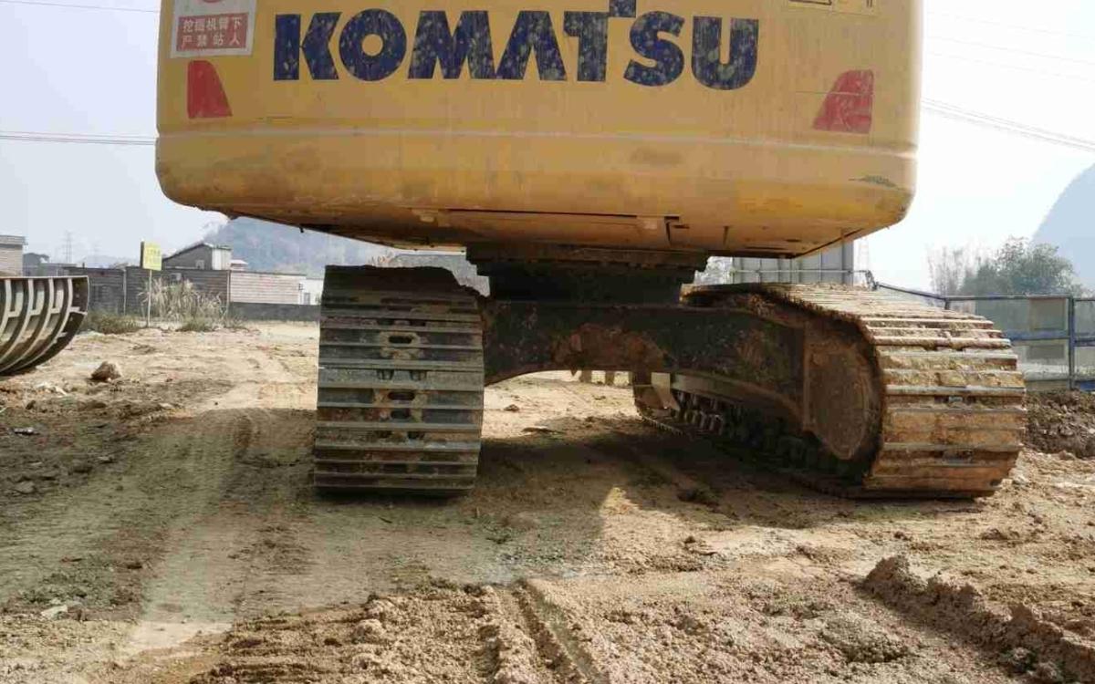 小松挖掘机PC200-8M0_2020年出厂1464小时