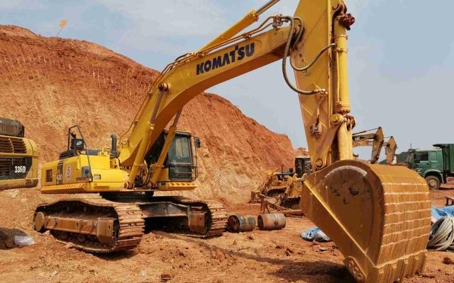 小松挖掘机_高端循环机_PC390LC-8M0