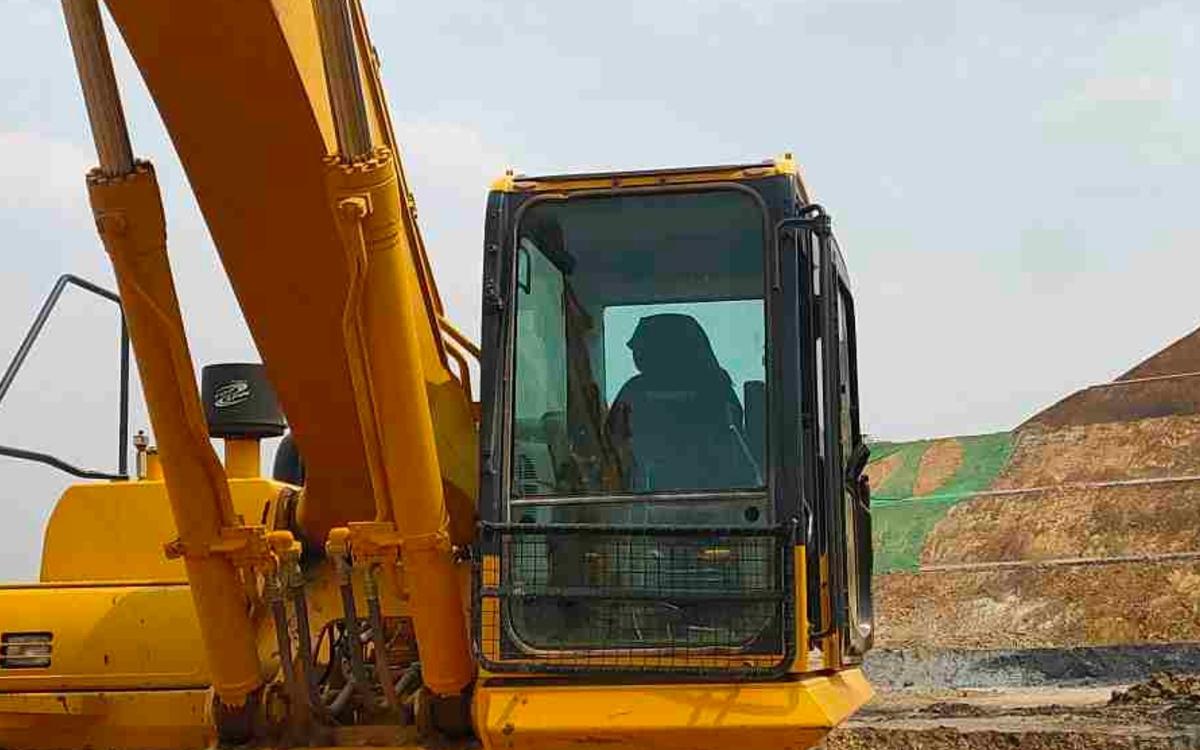 小松挖掘机_高端循环机_PC360-8M0_2019年出厂2704小时