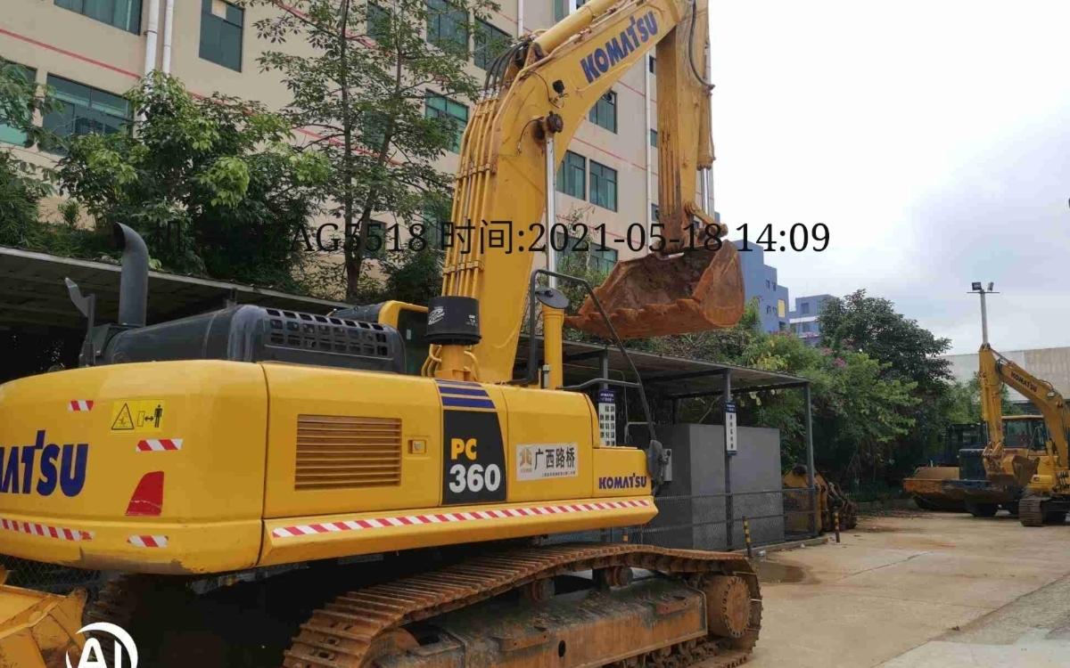 小松挖掘机PC360-8M0_2020年出厂1761小时