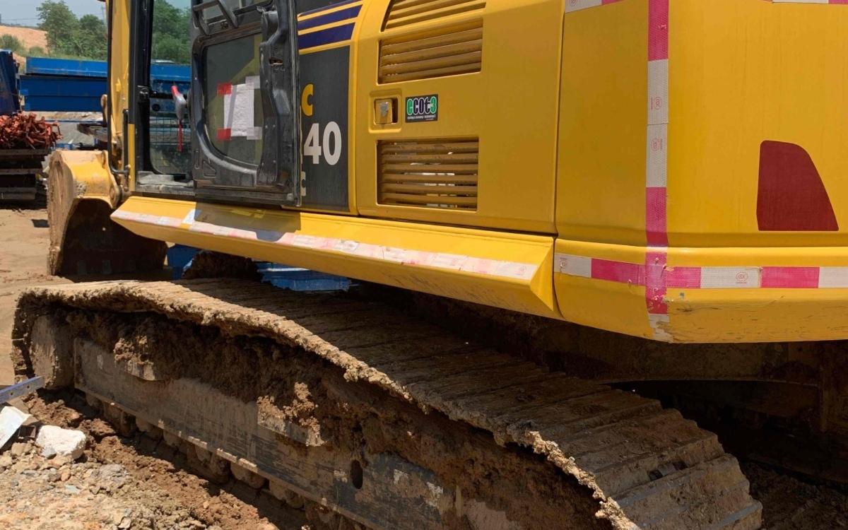 小松挖掘机PC240LC-8M0_2020年出厂749小时