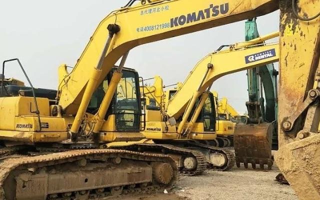 小松挖掘机PC270-7