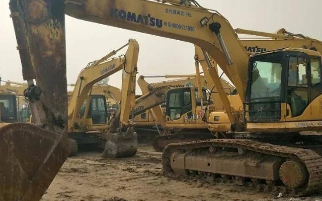 小松挖掘机PC270-7_2013年出厂3286小时