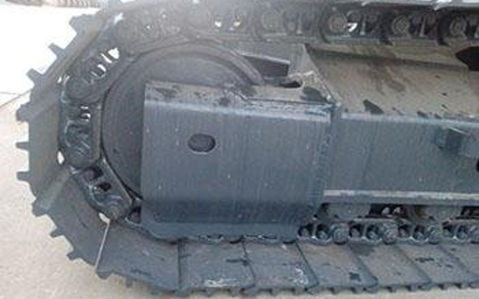 小松挖掘机PC220-7_2007年出厂750小时