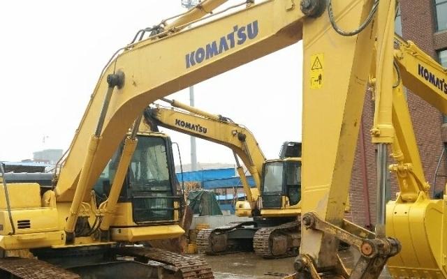 小松挖掘机PC200-8_2010年出厂13000小时