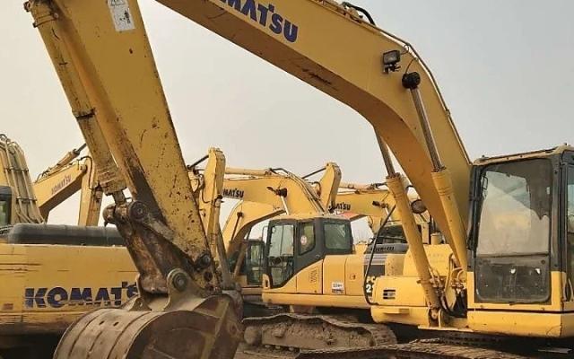 小松挖掘机_认证整备车_PC200-8E0