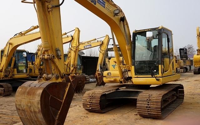 小松挖掘机_指定循环机_PC120-8