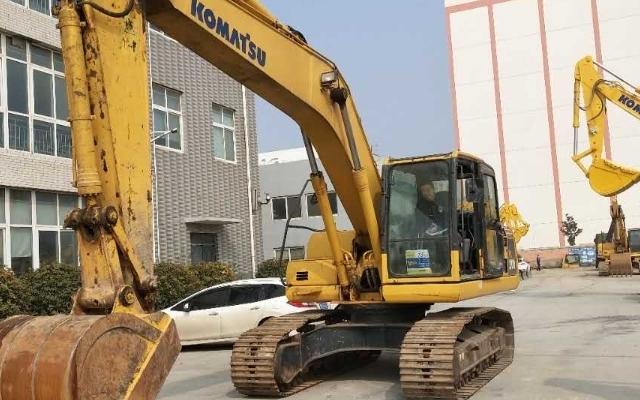 小松挖掘机_高端循环机_PC200-8E0