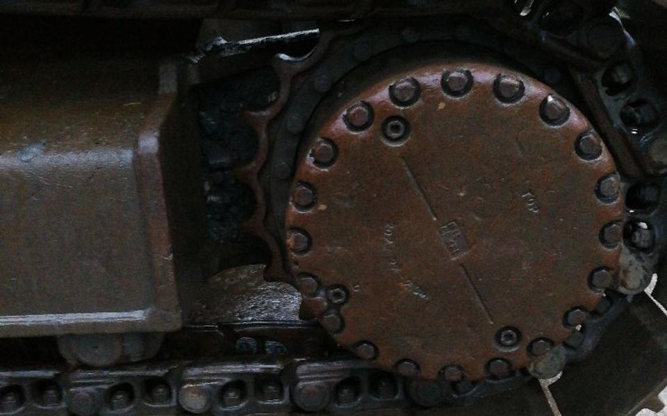 小松挖掘机PC270-7_2014年出厂7111小时