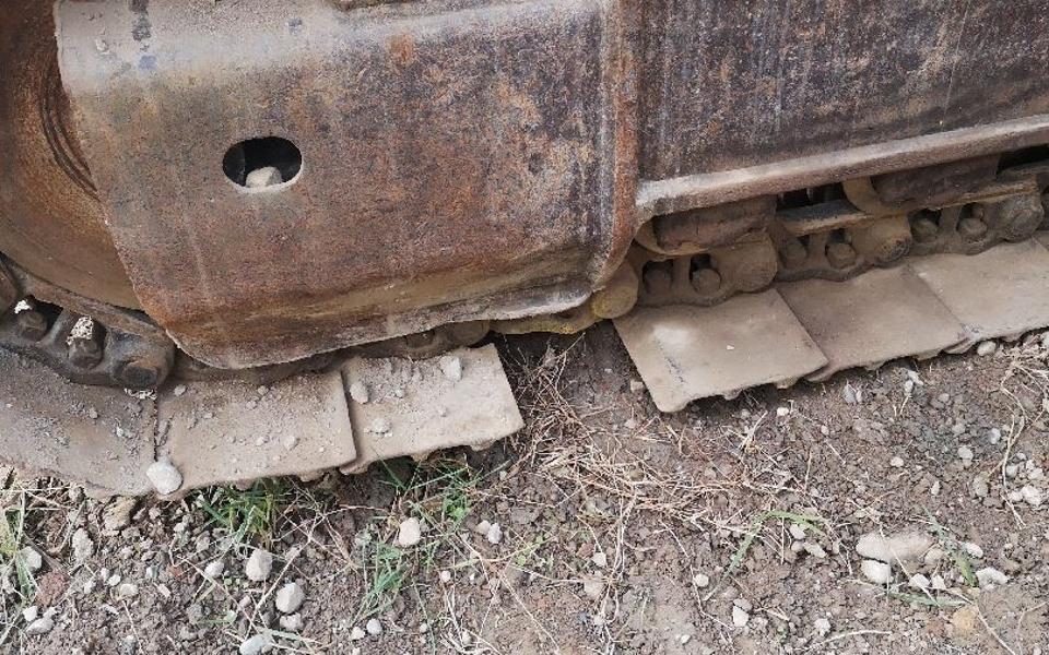 小松挖掘机PC160LC-7_2011年出厂9692小时