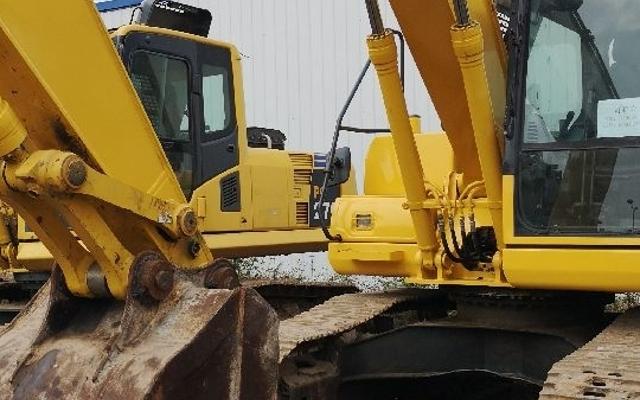 小松挖掘机PC160LC-7