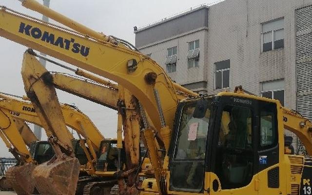 小松挖掘机PC130-8M0