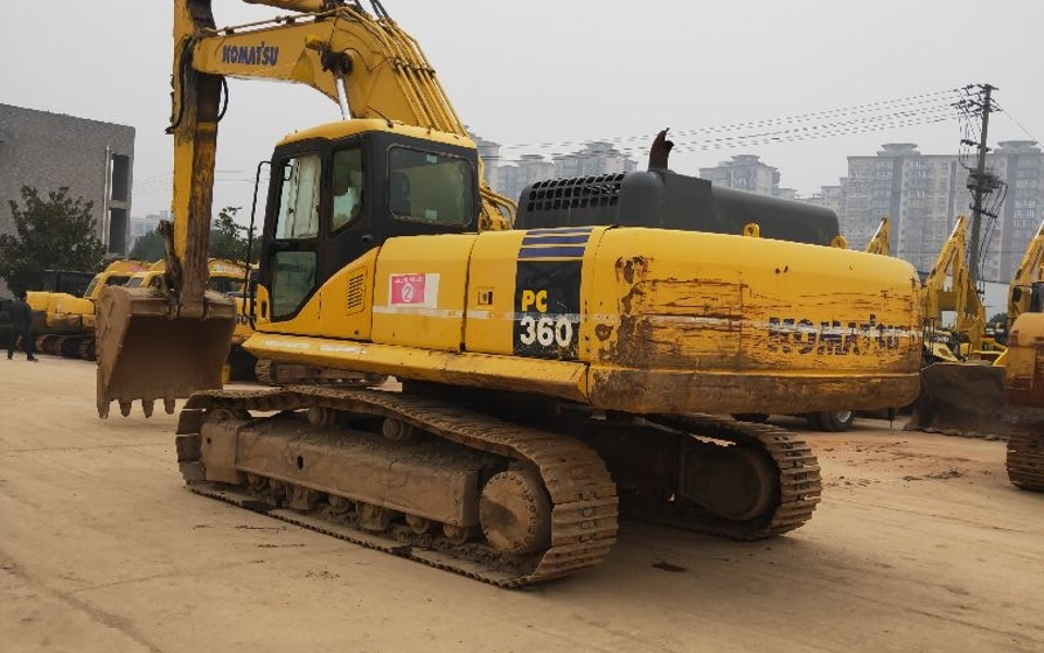 小松挖掘机PC360-7_2014年出厂9209小时