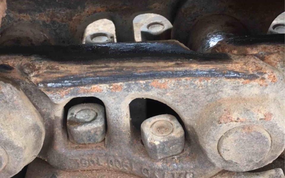 小松挖掘机PC220-8_2009年出厂10486小时