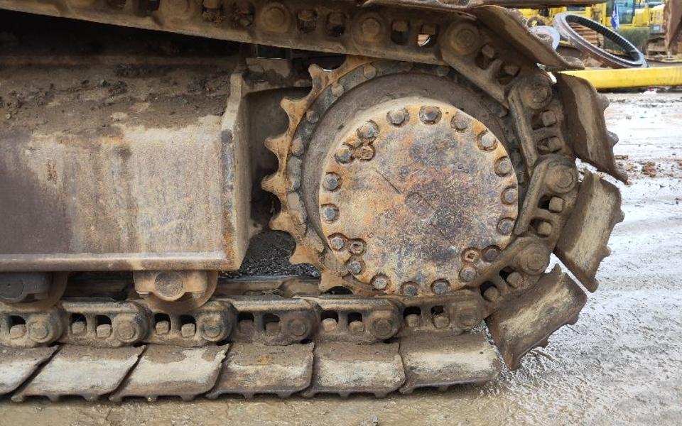 小松挖掘机PC200-7_2007年出厂14604小时
