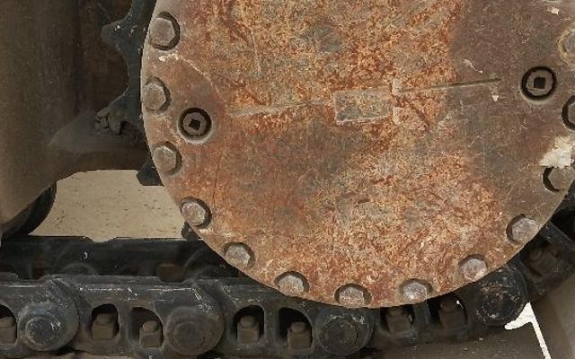 小松挖掘机PC270-7_2010年出厂10003小时