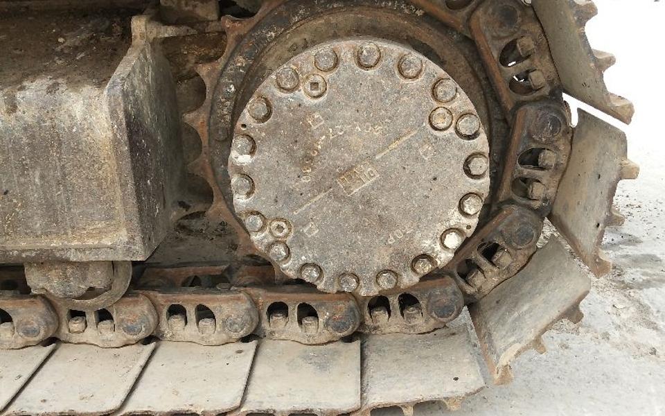 小松挖掘机HB205-1_2011年出厂9725小时