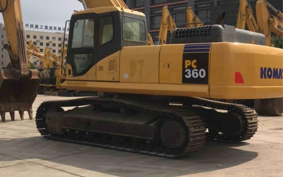 小松挖掘机PC360-7_2019年出厂9326小时