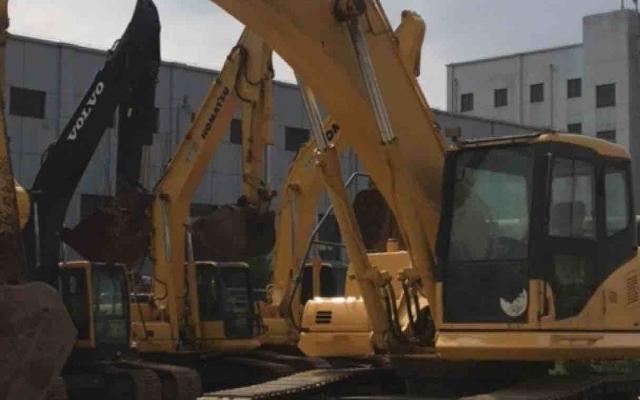 小松挖掘机PC360-7_2010年出厂9326小时
