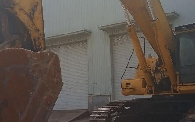 小松挖掘机PC650LC-8R