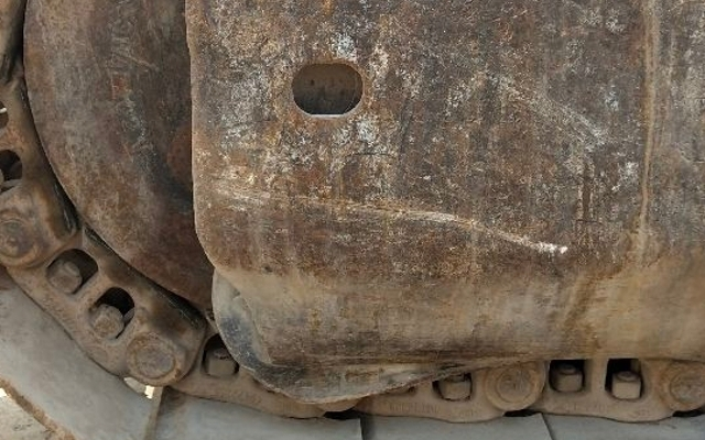 小松挖掘机PC450-8_2011年出厂9704小时